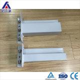 Meio de depósito provisório prateleira rack de metal ajustável