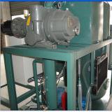 Controle automático da unidade de reciclagem de óleo de transformadores