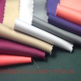 Leveza Spandex Tecido acetinado de poliéster para vestir a cortina do avental