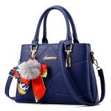 女性袋の韓国の秋および冬の新しい女性の袋の簡単な方法ハンドバッグの粋な肩のメッセンジャーのハンド・バッグ