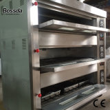 Forno di gas dei 2 cassetti della piattaforma 4 con Ce Bdr-40