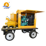 Industrielles elektrisches Horzintal Hochdruckwasser Bossting Mehrstufenpumpe