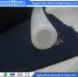 Haltbares Faser-Flechten-Nahrungsmittelgrad-buntes Gummisilikon-Gefäß