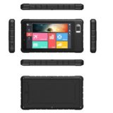7 de duim, Androïde OS, neemt vingerafdrukken van Biometrische Tablet (Facultatieve NFC)
