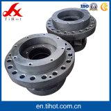 機械化の処理と続く鋳造の技術CNCの機械部品の円形のブロック