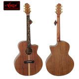 Торговая марка Aiersi высококачественный 40-дюймовый дисплей GS комфортабельны Акустическая гитара
