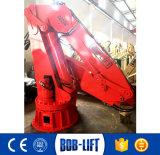 Kraan van het Dek van 10 Ton van China de Hydraulische Mariene