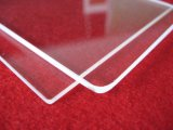 De vierkante Transparante Plaat van het Glas van het Kwarts