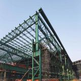 강철 구조물 차 4s 상점 말 경기장 건물