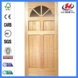 참나무 나무로 되는 인도 나무로 되는 문 디자인