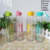 500ml en verre bouteille de boisson de jus de pomme bouteille en verre de vinaigre de 18oz Bouteille de verre