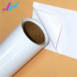 Haut de la stabilité d'encre 80microns Vinyle auto-adhésif PVC