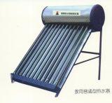 aquecedor solar de água