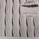 Alta calidad de la tela del cordón de Tulle de la nueva llegada/cordón africanos del bordado de Tulle