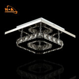 Unico chiaro di cristallo a cristallo unico all'ingrosso del lampadario a bracci LED