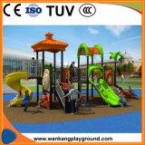 Cour de jeu extérieure de parc d'attractions de jeu d'enfants de procès extérieur de station (WK-A71126A)