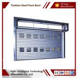 Автоматическая высокоскоростная алюминиевая дверь