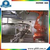 La línea de pintura electrostática y la máquina de recubrimiento en polvo