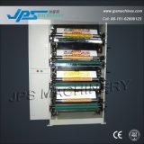 Presse d'impression de roulis de cuvette de papier de couleur de Jps850-5c cinq