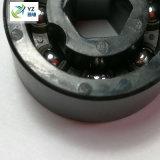 Tiefe Nut-Kugel-Plastikpeilung-keramische Peilung-schwarzer Oxid-Stahl