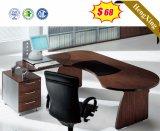Tabella moderna dell'ufficio dello scrittorio della mobilia del calcolatore del gestore (HX-5N257)