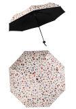 عكست [دووبل لر] مظلة طيّ صامد للريح يعكس نقطة إيجابيّة - إلى أسفل