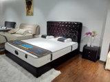 Venta caliente la mitad de buena calidad suave cuero cama (SBT-34)