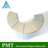 Beinahe ringsum permanenten Bewegungsmagneten mit Neodym und Praseodymium