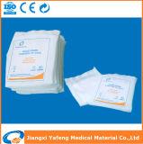 Preparación médica 100% del corte del algodón quirúrgico de la gasa