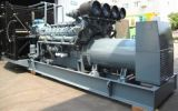 Cummins Engine 220kw 275kVA는 자동적인 이동 스위치를 가진 디젤 엔진 발전기를 연다