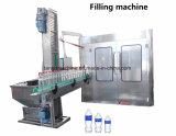 Completare l'imballaggio di trattamento delle acque di Drinkng del purificatore che fa la linea di produzione per la bottiglia di 500ml 1500ml 2000ml