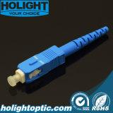 SC/PC Connecteur en fibre optique monomode