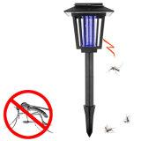 Светодиодный индикатор в саду солнечной энергии солнечного комара лампы