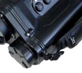 5000m detetam a câmera dupla do CCD da imagiologia térmica portátil do veículo