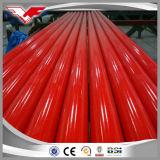 Tubo d'acciaio Grooved della pittura ASTM A795/A53 del certificato dell'UL di marca FM di Youfa dello spruzzatore rosso di lotta antincendio