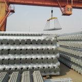 LÄRM 17100 St44-3 oder Q235B China Standardgi-Rohrleitung für Balustrade