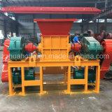 Máquina plástica inútil de la desfibradora de la planta de reciclaje, trituradora plástica para la venta