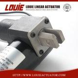 Azionatore lineare elettrico resistente Dtl di alta qualità 24V per la base di Detal