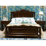 Современный новый дизайн деревянные кровати для использования с двумя спальнями (в качестве плеера PET821 B)
