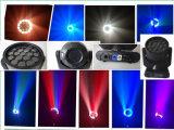 19*12W Hawkeye LED bewegliches helles Hauptosram LED