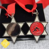 Sporten Medalmedal van /Racing van de Medaille van de Marathon van de Medaille van de Douane van de Fabriek van de levering de In het groot Lopende