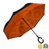 우산의 안쪽에 우산을 발명한 비의 유형