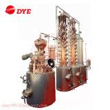 A vodca de 250 galões acalma a destilaria de cobre para a venda