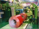PPGI/PPGL Prepainted a bobina galvanizada aço revestida cor