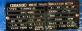 Ie2 (CE) ISO9001 Série Y trois phase moteur électrique (Y160)