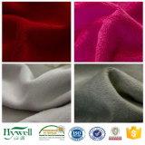 Polyester buntes super weiches MikroVelboa Gewebe 100% für Zudecke