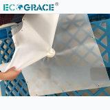 A classificação de mícron pano de separação de sólidos de líquido para filtro prensa-filtro