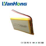 bateria recarregável do polímero do lítio de 1162103pl 3.7V 10000mAh para o portátil Nootbook do PC da tabuleta da almofada do banco da potência