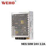 SMPS mit Cer RoHS 50W Nes-50 24V 2.2A Stromversorgung