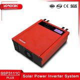 A SSP3111c construído em Controlador de Carga Solar PWM Inversor de Energia Solar